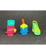 Moose Toys Shopkins Season 2 Wedgy Wendy Molly Mops Bree Freshner Lot of 3 - $9.89