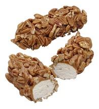 Philadelphia Candies Homemade Caramel Nougat Pecan Log Roll, 6 Ounce (Se... - $21.73