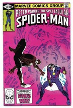 Bronze Age 1981 The Spectacular Spiderman Comic 55 from Marvel Comics  - $5.94
