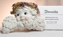 Dreamsicles: Watching Over You - DC176 - Wall Haning Cherub - $25.53
