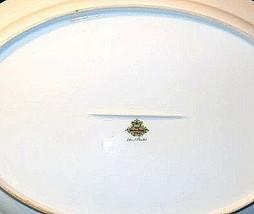MeitoChina Hand PaintedServing Platter (Tray) AA18-1193M Vintage Large image 2