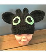 Halloween Costume Toothless Hat/Multi-Size - $22.00+