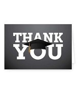 Graduation Thank You Card - Perfect Way for The Graduate to say Thanks -... - $24.24