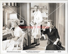 Ginger Rogers Fred Astaire Dressing Room Original The Barkleys of Broadway Photo - $19.99