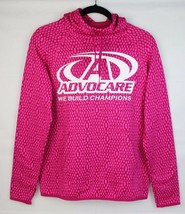 Nike therma fit women's basketball pull over hoodie polyester pink size ... - $18.99