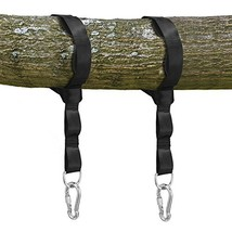 AusKit Swing Hanging Kit, Swing Strap for Tree Limbs, Two 5ft Adjustable... - $17.43