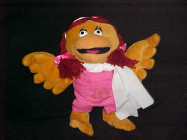 "12"" McDonald's Birdie Plush Doll With Tags & Outfit By Fun Farm Dakin Nice - $56.09"