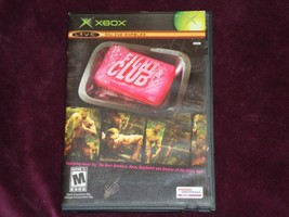Fight Club (Xbox, 2004) COMPLETE - $6.99