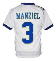 Johnny Manziel #3 Tivy High School New Men Football Jersey White Any Size image 5