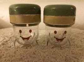 Baby Bullet Storage Cups x 2w/ Date Dial Replacements - $10.00