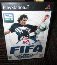 PLAYSTATION 2 PS2: PICK YOUR WORLD, PRO / FIFA SOCCER GAME, CASE,GAME & ... - $3.99