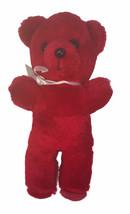 "Superior Toy and Novelty Plush Red Bear 9"" Plush - $10.64"