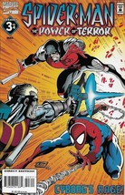 Spider-Man: The Power of Terror #3 of 4 - $5.93
