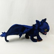 "24"" Night Fury Toothless Plush How to Train Your Dragon Arena Spectacula... - $29.69"