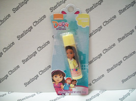 Dora and Friends Emma Lemonade Flavored Lip Balm Carded - $5.06