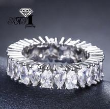 Yayi Jewelry Fashion Princess Cut Ct White Zircon Silver Color Engagemen... - $7.99