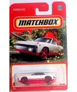 2021 Matchbox '71 Porsche 914 MBX Road Trip White - $8.90