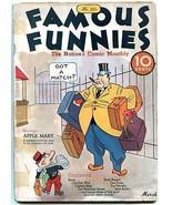 Famous Funnies #20 1936-1st Apple Mary- Buck Rogers- Joe Palooka- POOR - $88.27