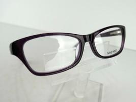 67e0da0a4a Nine West NW 5047 (500) Purple Transparent 52 x 15 135 mm Eyeglass Frames