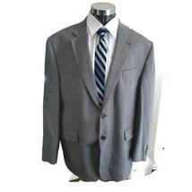 Lauren Ralph Lauren Glen Plaid SILK/WOOL Blend Mens Size 48R Blazer/Suit... - $49.49