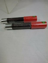 Covergirl Lip Perfection Jumbo Gloss Balm one Sealed 245 - Ruby Twist lot of 2 - $9.99