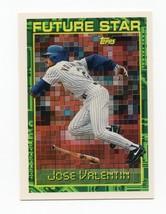 1994 Topps Future Star #251 Jose Valentin - $0.99