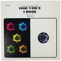 SAN DIEGO COUNTY SECONDARY SCHOOLS 1000 Voice Choir 1968 LP EX 60s Priva... - $16.82