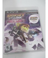 Ratchet & Clank: Into the Nexus PS3 (Sony PlayStation 3, 2013) VGC Actio... - $28.59