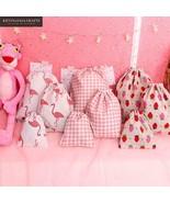 KEVIN&SASA CRAFTS® Flamingo Gift Bag Handle Pen Holders Desk Organizer Desk - $3.73+