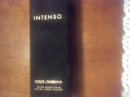 Dolce and Gabbana (Empty Box) Intenso After Shave Balm - $10.51