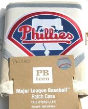 Pottery Barn Philadelphia Phillies Major League Baseball Pillow Sham Stone MLB - $22.76