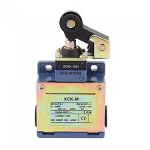 Yenisei XCK-M Ac 240V 3 Amp Roller Lever Actuator Limit Switch - $17.40