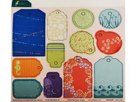 "Heidi Grace Designs Printed Punchboard Box Set ""Beyond the Sea"" #01-001788 image 2"
