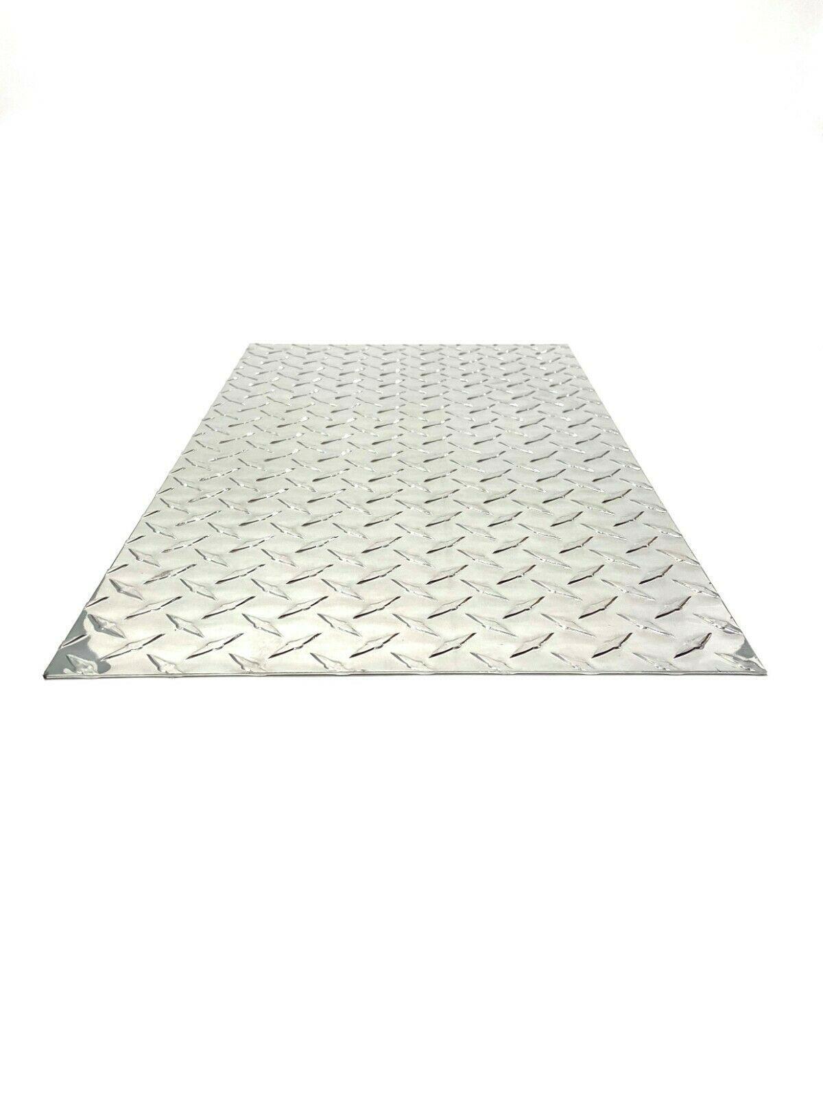 "DIAMOND PLATE TREAD BRITE .045 x 48/"" x 90/"" alloy 3003"