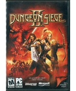 Dungeon Siege II (PC Windows XP Computer Game 2005) - $4.00