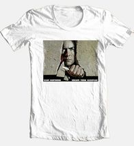 Escape from Alcatraz T-shirt Clint Eastwood retro Dirty Harry 100% cotton tee image 3