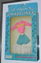 1999 Madeline by Eden Doll Clothing & Accessories New In Box Old Stock - $23.33