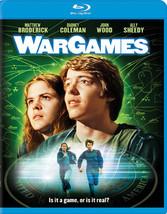 Wargames (Blu-Ray/Ws-1.85/Eng-Sp-Fr Sub)