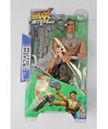 Mattel Max Steel Auto Rifle N-Tek Action Figure Complete Sealed in Package - $34.63