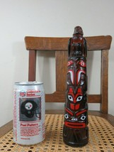 AVON TIKI TOTEM POLE WILD COUNTRY AFTERSHAVE BOTTLE - $10.40