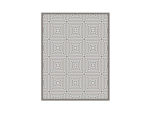 Lifestyle Crafts Squares Background Embossing Folder