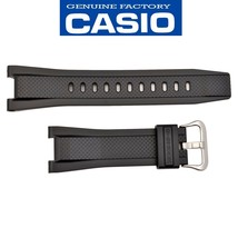 Genuine CASIO Watch Band Strap G-Steel GST-210B GST-S100G GST-S110 Black... - $29.65