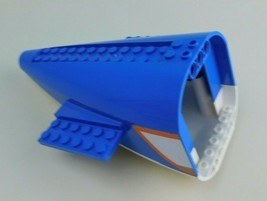 Lego # 334B6 JET PLANE TAIL Section BUILDING PIECE Airplane - $13.85