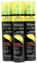 3 Tresemme 4.3 Oz Fresh Start No Residue Oil Absorbing Mineral Clay Dry Shampoo - $24.99