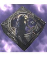 Haunted SPELL KEEPER ALIGN BOND SEAL SPIRITS MAGICKALS MIRROR RAVEN Cass... - $39.00