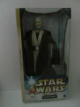 Hasbro Star Wars A New Hope Obi-Wan Kenobi 12-inch Figure in Sealed Box  - $29.99