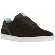 Nib Vans Lxvi Variable Black Teal Sz 7 Mens Shoes Skate Skateboard 25 Cm Eur 39 - $65.41