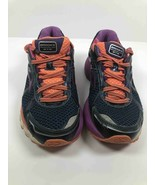 Brooks Adrenaline GTS 15 Womens Running Shoes Purple Lace-Up Low Sneaker... - $22.09