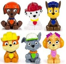 Paw Patrol 6 piece Mini Figures Set - $12.90