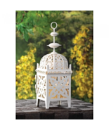 "Medallion Candle Lantern - 11.5"" H - $15.50"